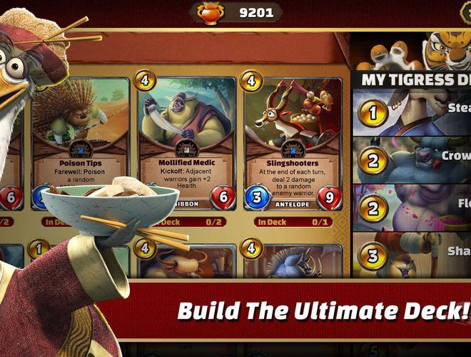 Chơi Kung Fu Panda: BattleOfDestiny on PC 16