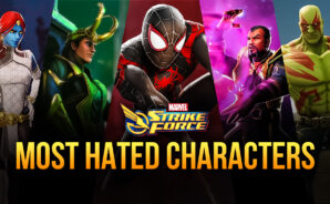 Hating the Enemy: BlueStacks List of Top 5 Most Hated Characters in MARVEL Strike Force