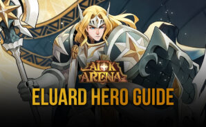 BlueStacks's Guide to AFK Arena's Eluard, the Protector of Souls