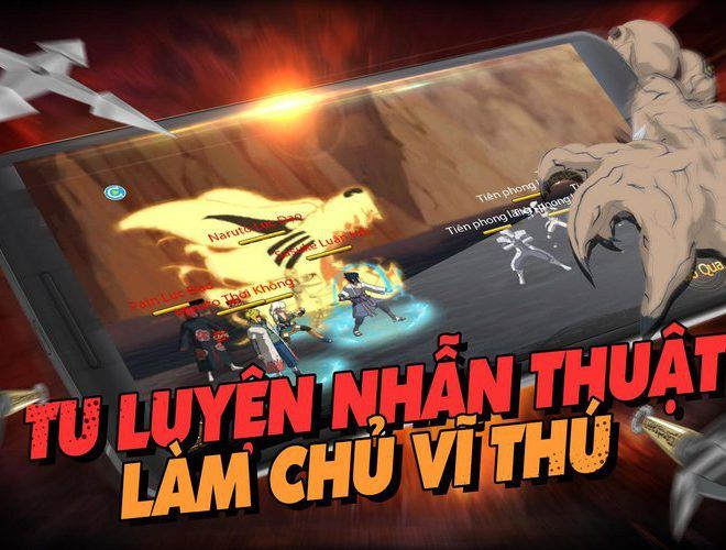 Chơi Làng Lá Mobile on PC 2