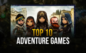 Top 10 Adventure Games for Android