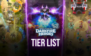 Darkfire Heroes Tier List – The Best Heroes in the Game