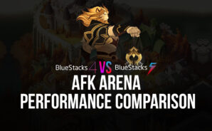BlueStacks 5 Vs. BlueStacks 4 – Performance Comparison for AFK Arena