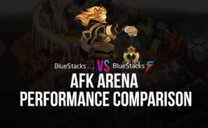 BlueStacks 5 Vs. BlueStacks 4 – Performance Comparison for AFK Arena
