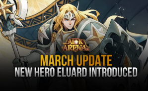 AFK Arena – March Update: New Hero, New Content, and More!