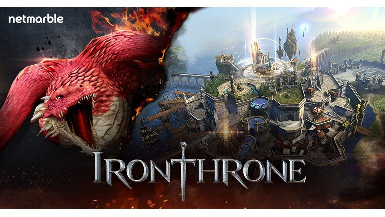 5 Reasons You Must Try Iron Throne: The New MMO Strategy game by Netmarble