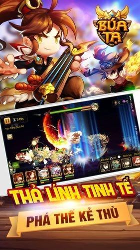 Chơi Búa Tạ on PC 9