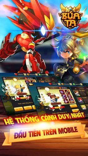 Chơi Búa Tạ on PC 11