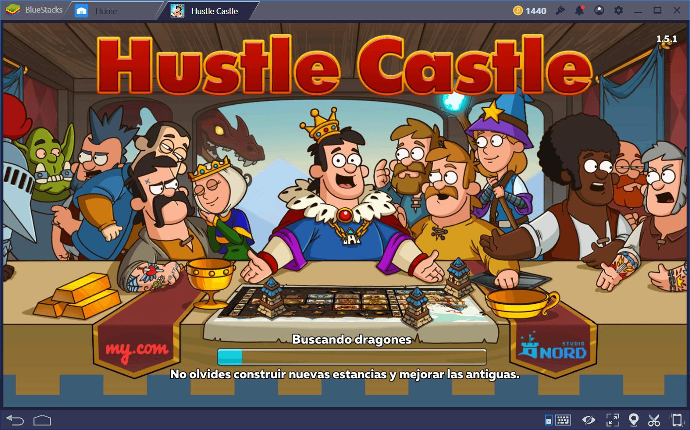 Guía de Principiantes Para Hustle Castle: Castillo Mágico