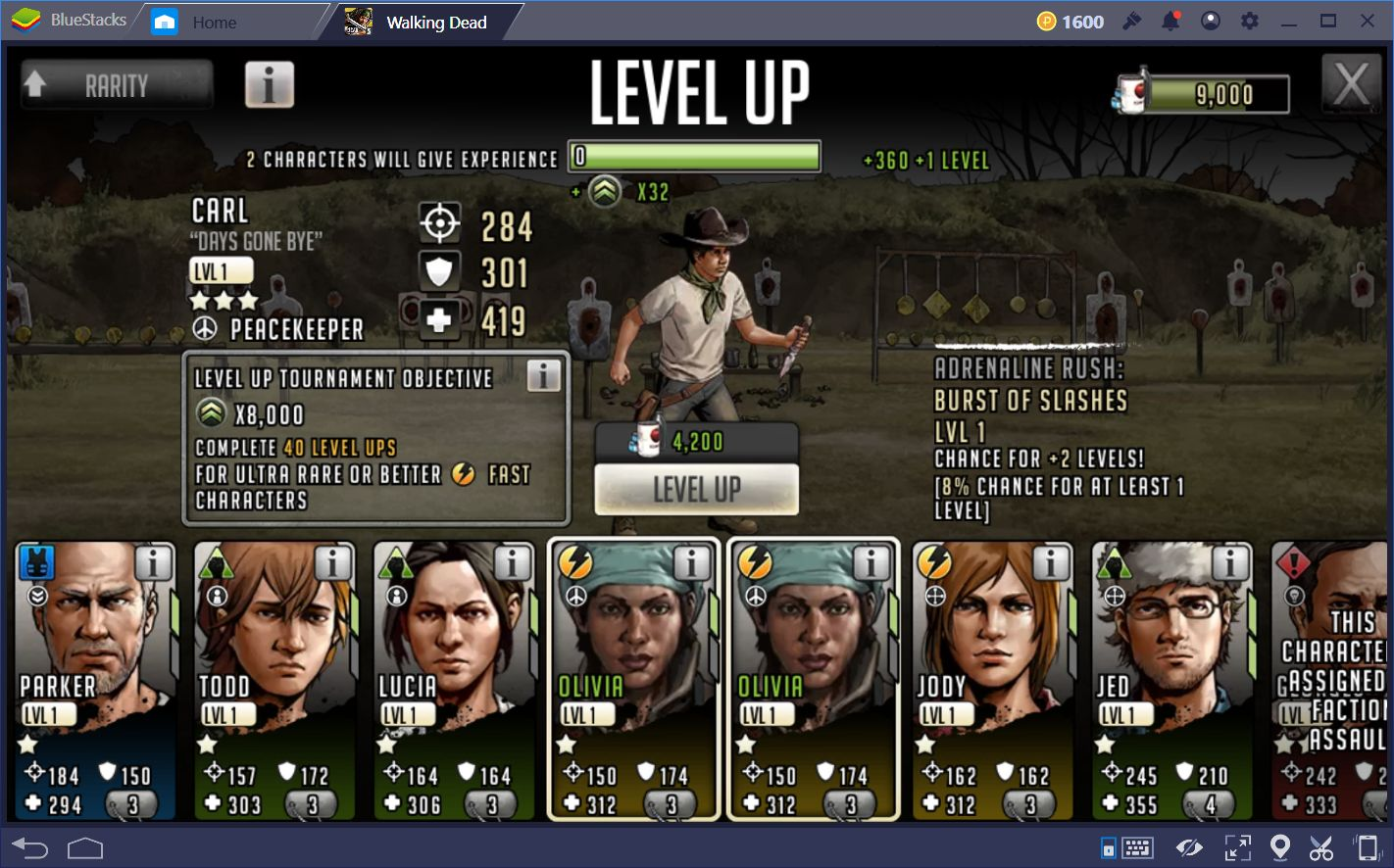 Tips and Tricks for The Walking Dead: Road to Survival