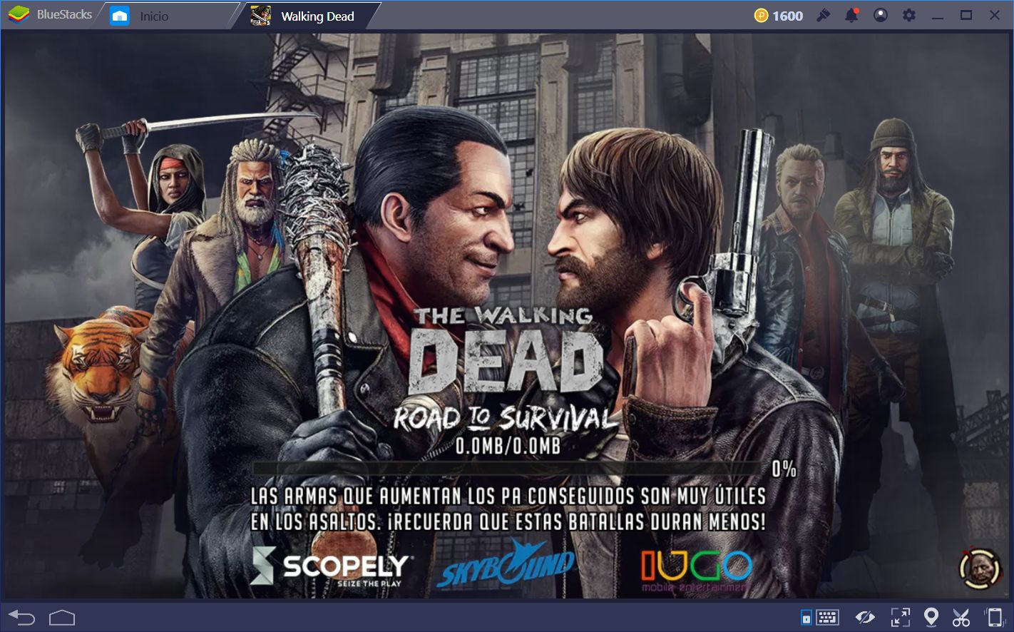 Cómo Administrar tu Pueblo en The Walking Dead: Road to Survival