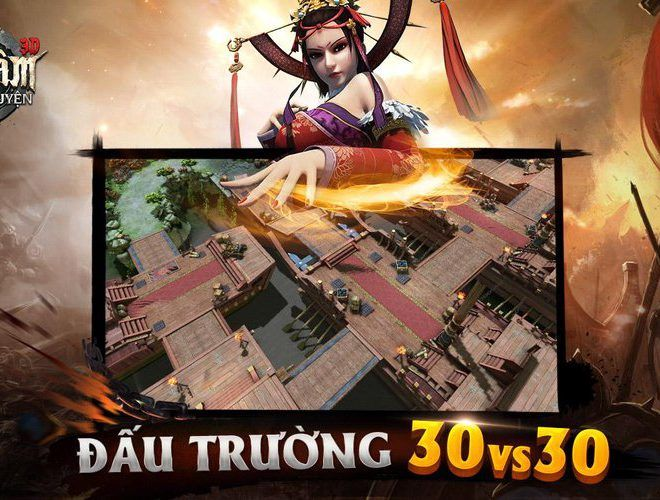 Chơi Võ Lâm Ngoại Truyện on PC 11