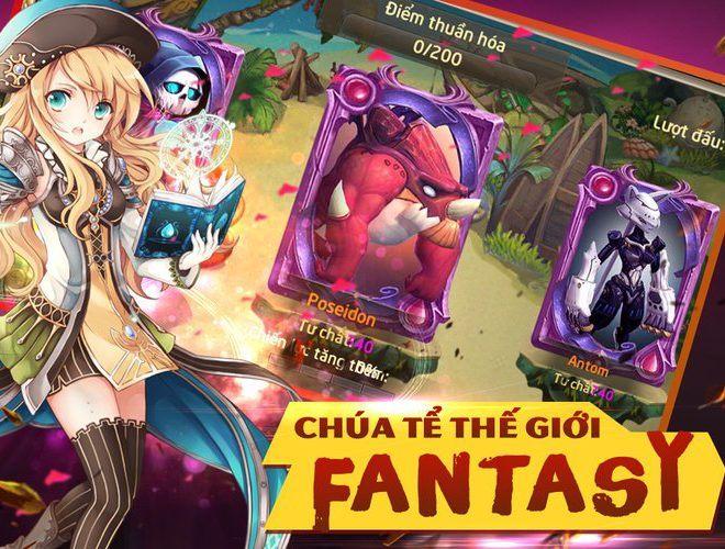 Chơi Fantasy Go on PC 2