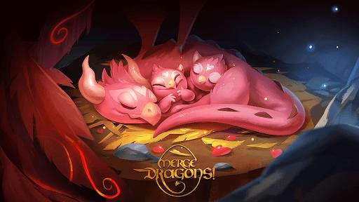 Merge Dragons!  İndirin ve PC'de Oynayın 14
