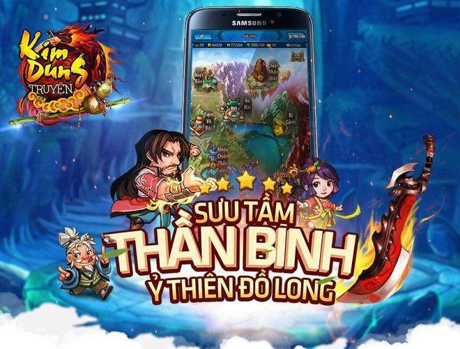 Chơi Kim Dung Truyện on PC 12
