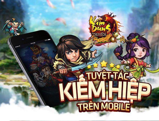 Chơi Kim Dung Truyện on PC 16