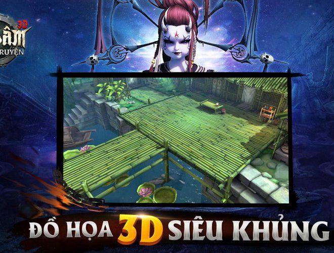 Chơi Võ Lâm Ngoại Truyện on PC 7