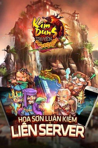 Chơi Kim Dung Truyện on pc 5