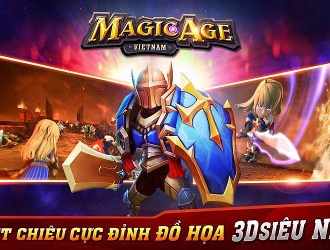 Chơi Magic Age-3D on PC 2