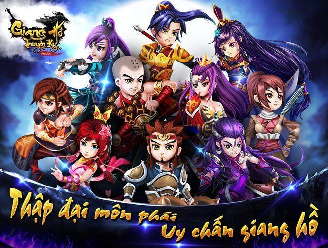 Chơi Giang Hồ Truyền Kỳ on PC 13