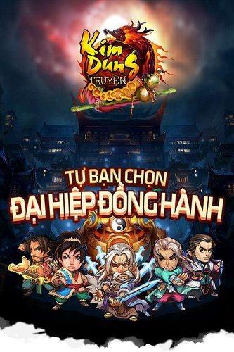 Chơi Kim Dung Truyện on PC 4