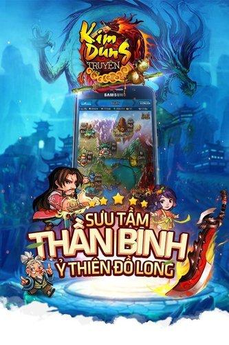 Chơi Kim Dung Truyện on PC 6