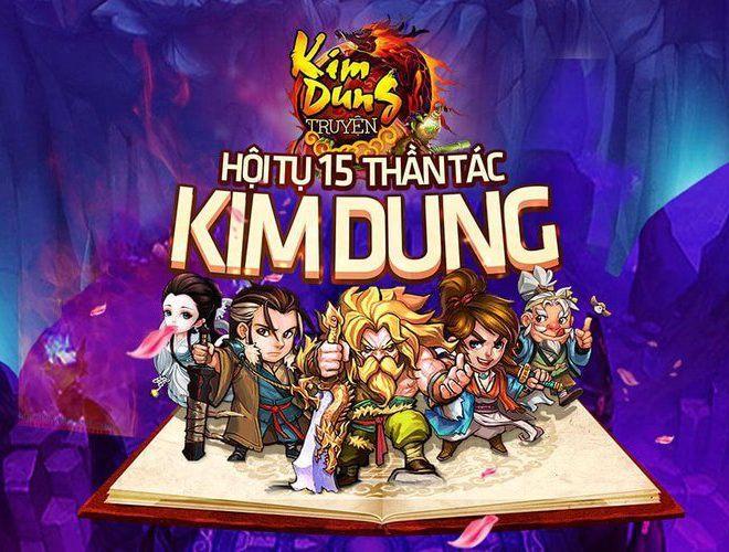 Chơi Kim Dung Truyện on pc 8