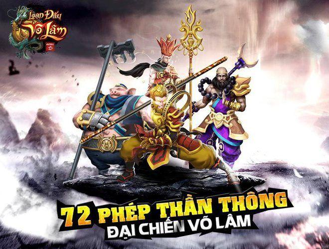Chơi Loạn Đấu Võ Lâm on PC 4