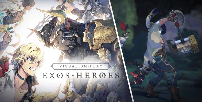 Exos Heroes – Astuces pour remporter tous vos combats