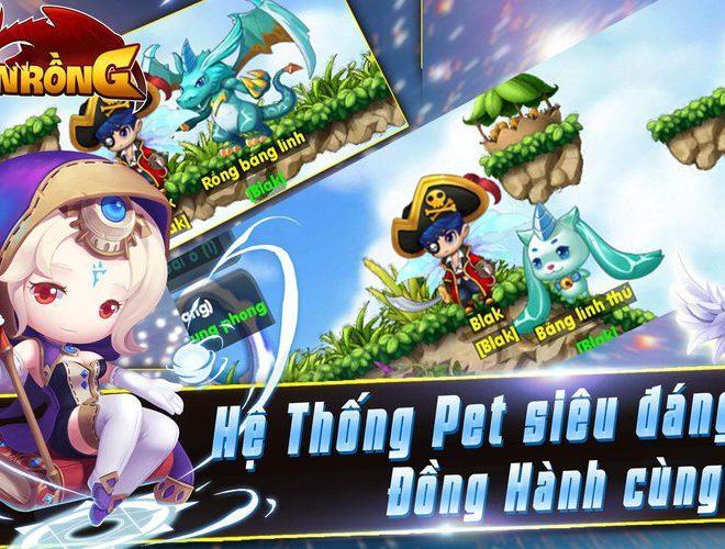 Chơi Luyen Rong on PC 3