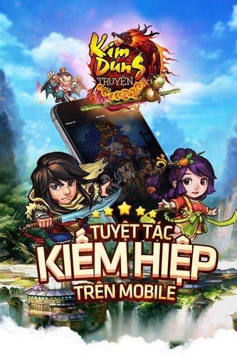 Chơi Kim Dung Truyện on PC 7