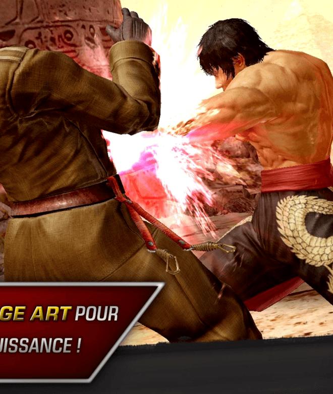 Jouez à  Tekken sur PC 5