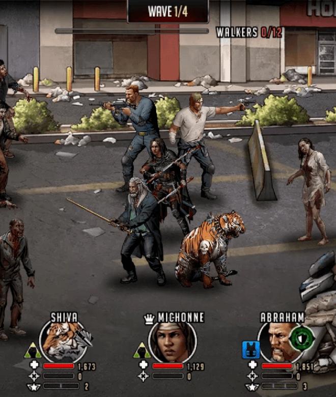 Juega The Walking Dead: Road to Survival en PC 9