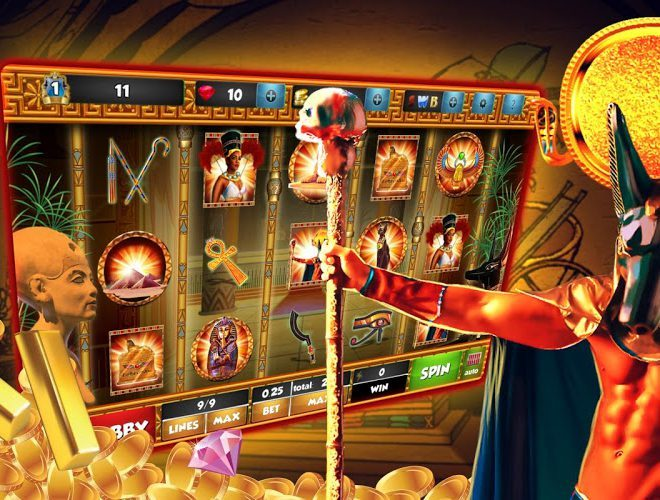 Play Egyptian Slots on pc 11