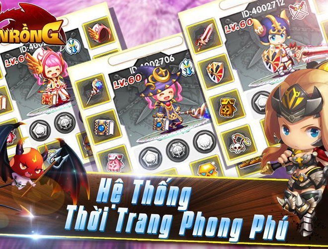 Chơi Luyen Rong on PC 6