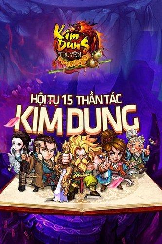 Chơi Kim Dung Truyện on pc 3