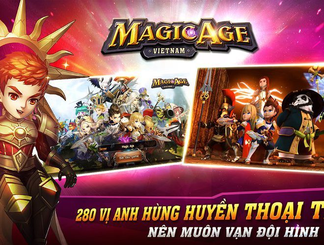 Chơi Magic Age-3D on PC 11