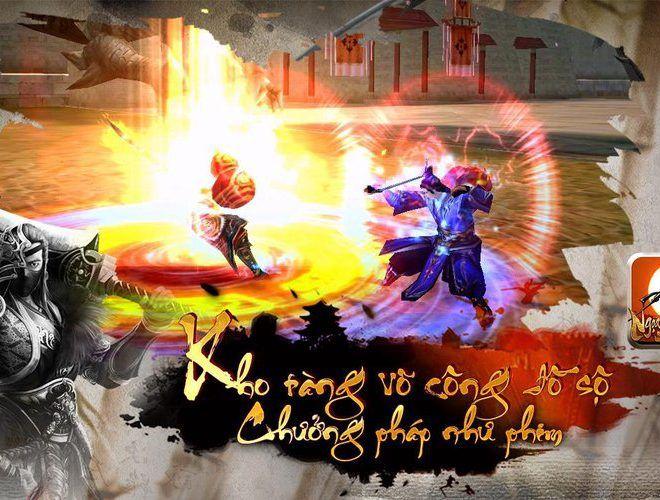 Chơi Ngọa Hổ Tàng Long on PC 9