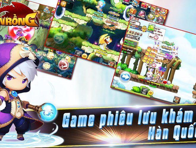 Chơi Luyen Rong on PC 2