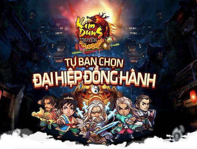 Chơi Kim Dung Truyện on PC 9