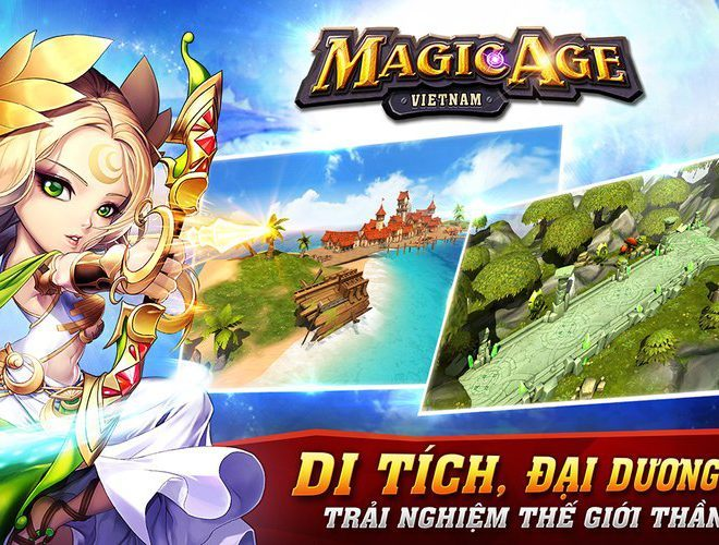 Chơi Magic Age-3D on PC 14