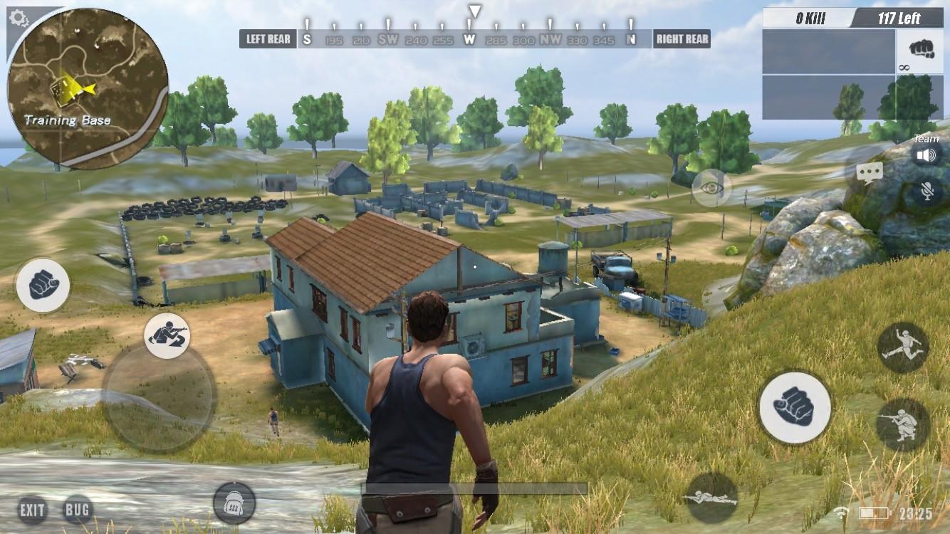 Rules of Survival Oyun Sonu Taktikleri