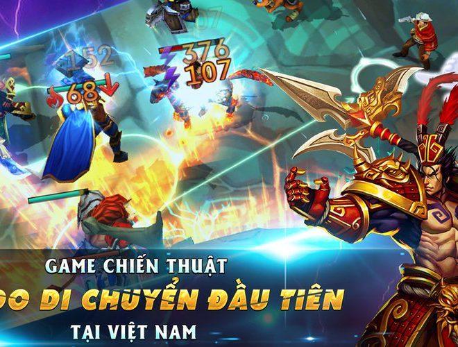 Chơi Anh Hùng Đại Chiến on PC 7