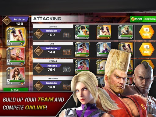 Play Tekken on PC 14