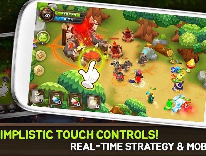 เล่น Plants war 2 on PC 5