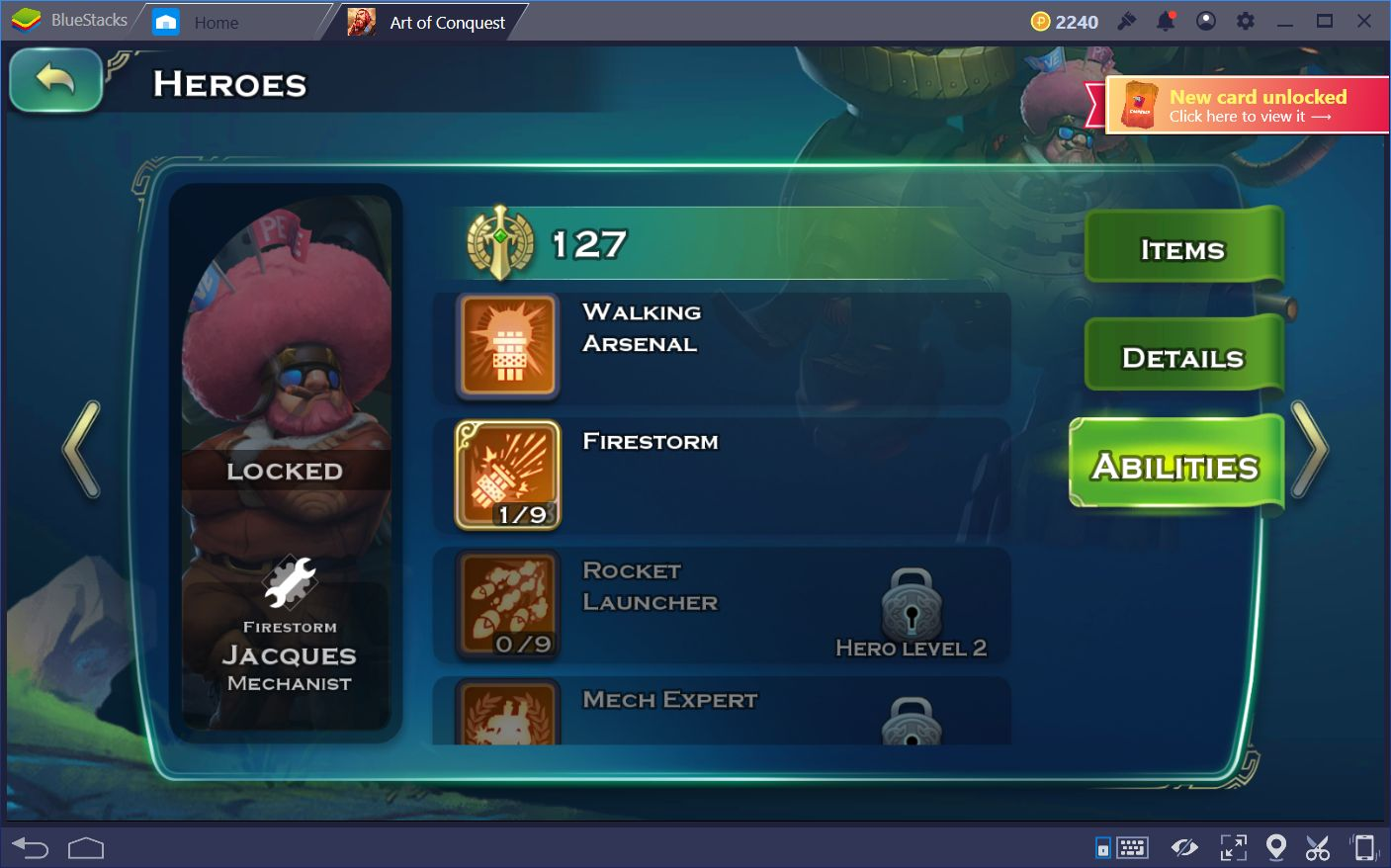 The Best Premium Heroes in Art of Conquest Pt. 2