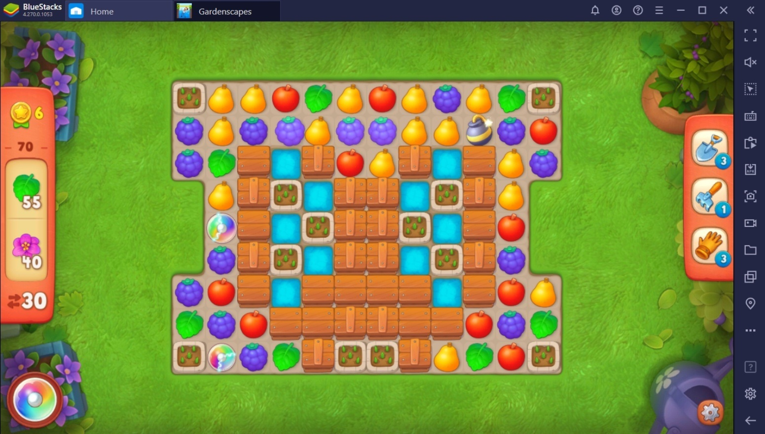 Przewodnik Gardenscapes – zaawansowane interakcje