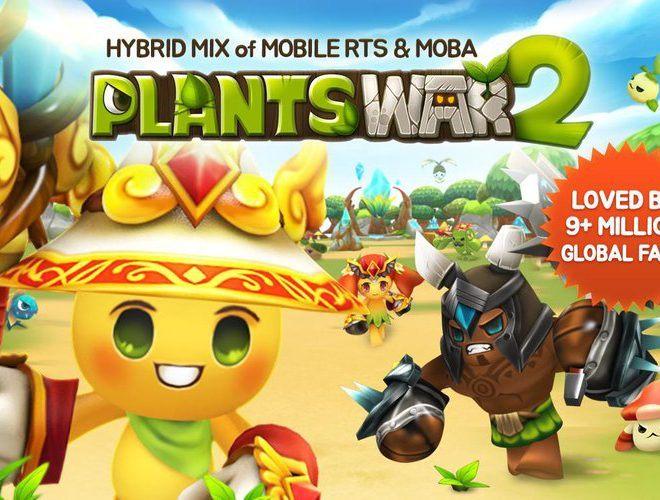 เล่น Plants war 2 on PC 3
