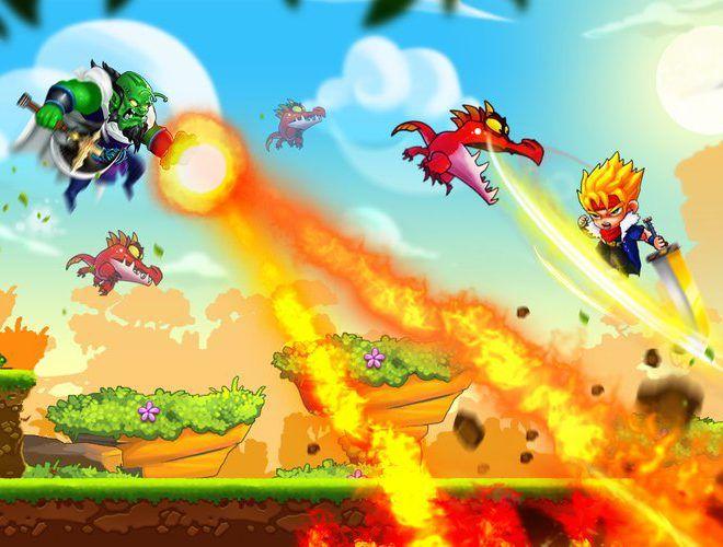 Chơi Dragon World Adventures on PC 10