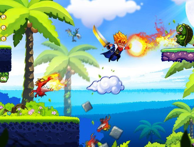 Chơi Dragon World Adventures on PC 11